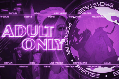 ADULT ONLY PARIS 2016